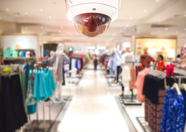 Business Security Systems-retail